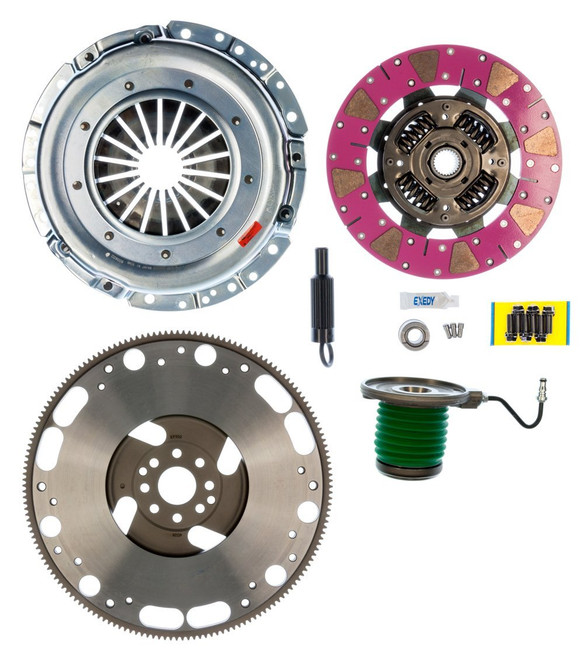 Exedy Stage2 Racing Clutch Kit with Flywheel - 15-17 Ford Mustang GT