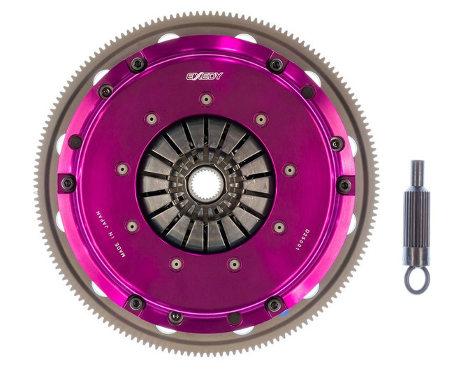 Exedy Racing Stage 3 Hyper Single Clutch Kit - 15-16 Ford Mustang GT/EcoBoost