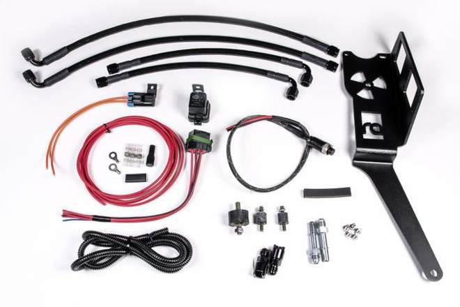 Radium Engineering Surge Catch Can Kit - 00-05 Honda S2000