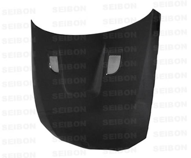 Seibon BM Style Carbon Fiber Hood - 07-13 BMW 3-Series E92