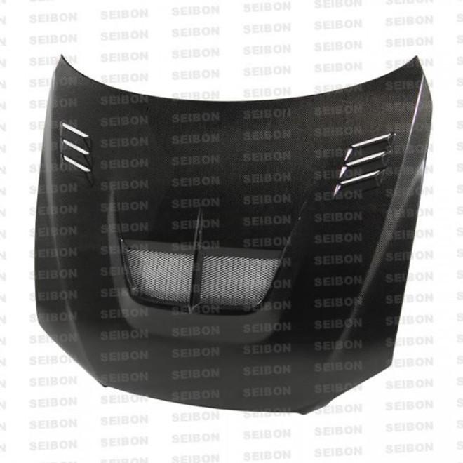 Seibon TS Style Carbon Fiber Hood - 00-03 Lexus IS250 / IS300/ IS350