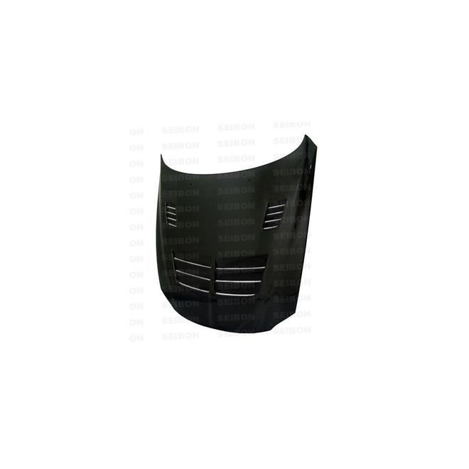 Seibon TSII-Style Carbon Fiber Hood - 92-00 Lexus SC300 / SC400