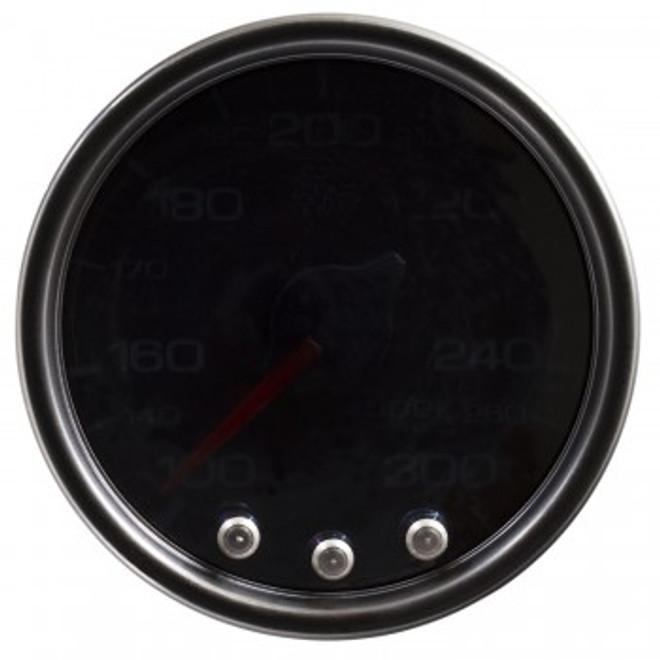 AutoMeter Spek-Pro Smoked - Oil Temp 52mm