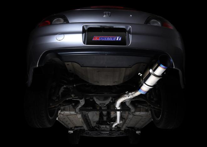 Tomei Expreme Ti Full Titanium Catback Exhaust - Honda S2000 AP1/AP2