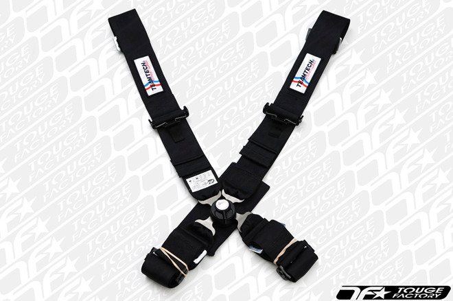TeamTech Motorsports SFI 5 Point Camlock Harness with Pads