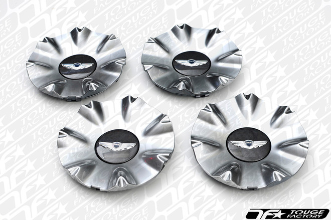 Genesis Sedan KDM Wing Wheel Center Cap