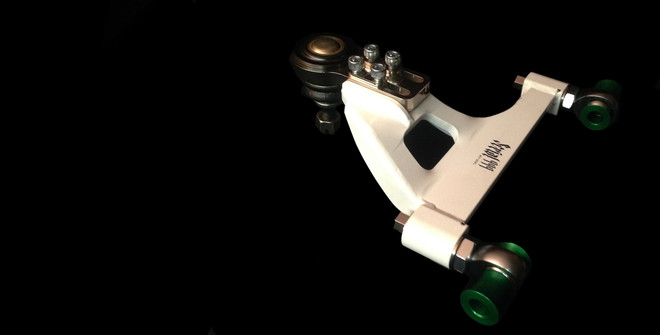 SERIALNINE REAR UPPER CONTROL ARMS SC300/400 (JZZ30/UZZ30)