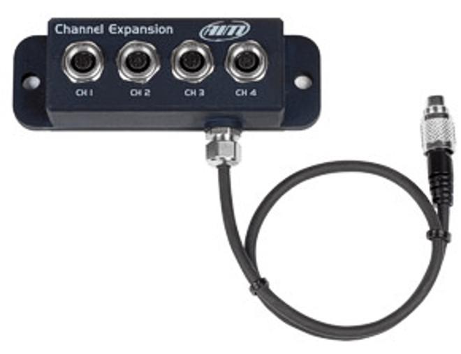 AiM - Channel Expansion Hub for MXL, EVO3, EVO4