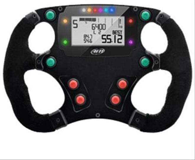 AiM Sports Formula 2 Steering Wheel