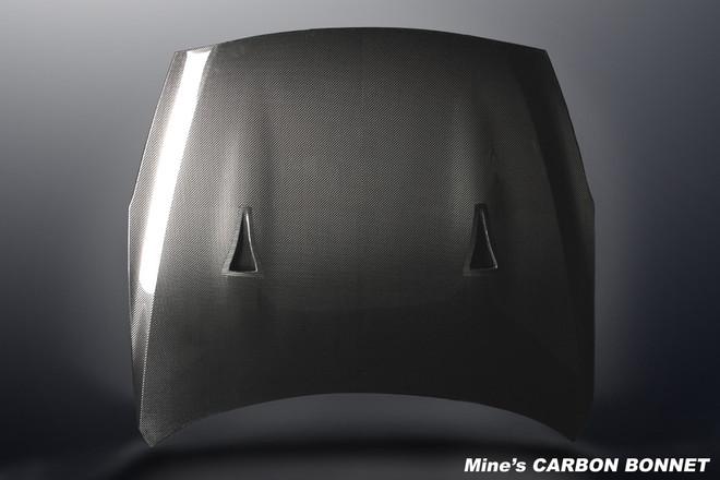 Mine's Carbon Hood Type I - R35 GT-R
