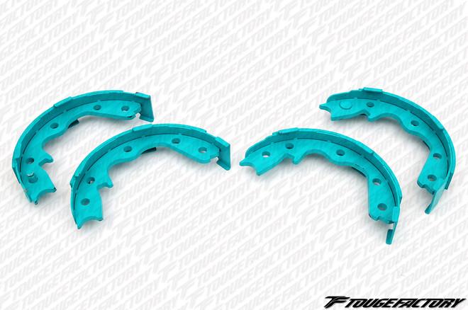 Frs Brake Pads >> Project Mu D1 Spec Rear E Brake Shoes For Scion Frs Subaru Brz