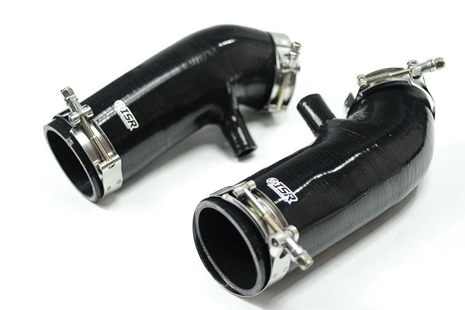 ISR Performance Silicone Air Intake Tubes - Nissan 350Z HR / Infiniti G37