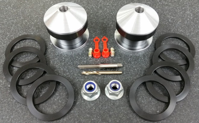 Full Tilt Boogie Racing Rear Upper Control Arm Outer Delrin Bushing - S550 Mustang All