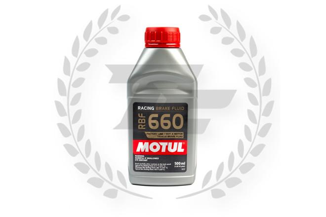 Motul RBF 660 Synthetic DOT 4 Racing Brake Fluid