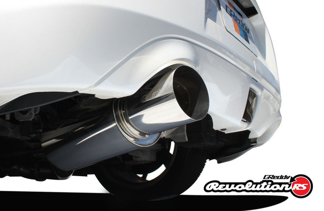GReddy Revolution RS Exhaust System - 2009+ 370Z