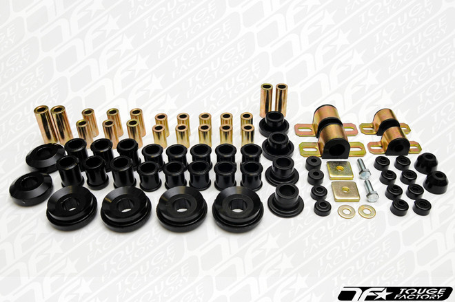 Energy Suspension HyperFlex Master Bushing Kit Nissan 240SX (S13)