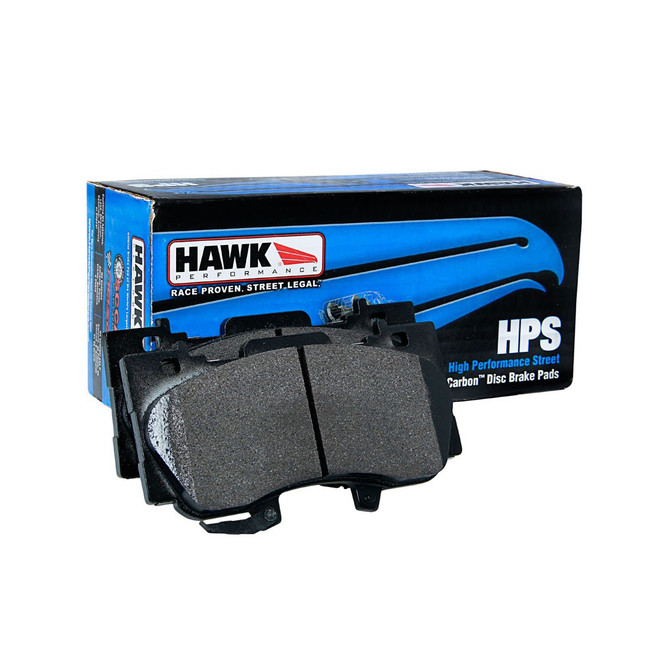 Hawk 15-17 Ford Mustang Performance Pkg (NON GT) HPS Front Brake Pads