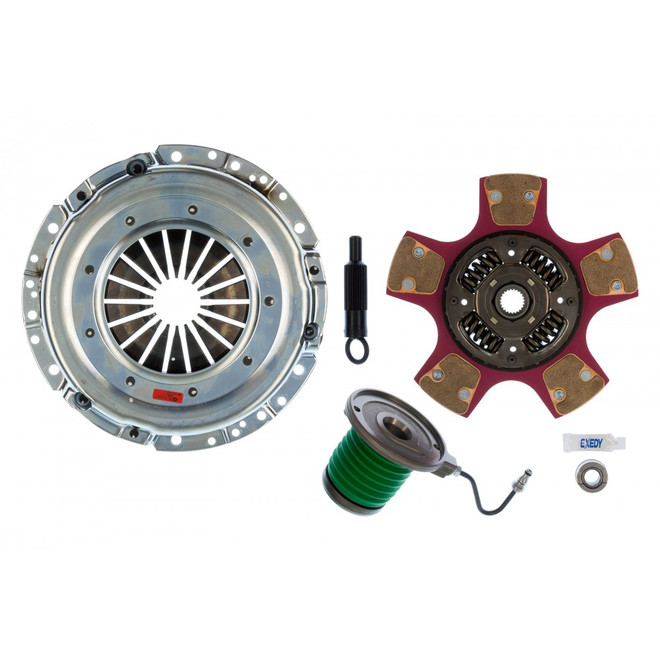 Exedy Racing Stage 2 Cerametallic Clutch Kit - 15-16 Ford Mustang GT V8