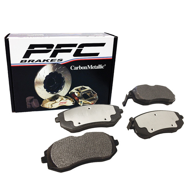 Performance Friction PFC Racing 08 Compound Brake Pads BMW E46 M3 - Rear
