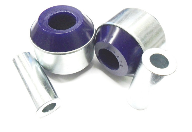 Superpro Front Lower Control Arm Bushings - Rear - Camber Correction - 06-13 Lexus IS250, 08-13 IS-F