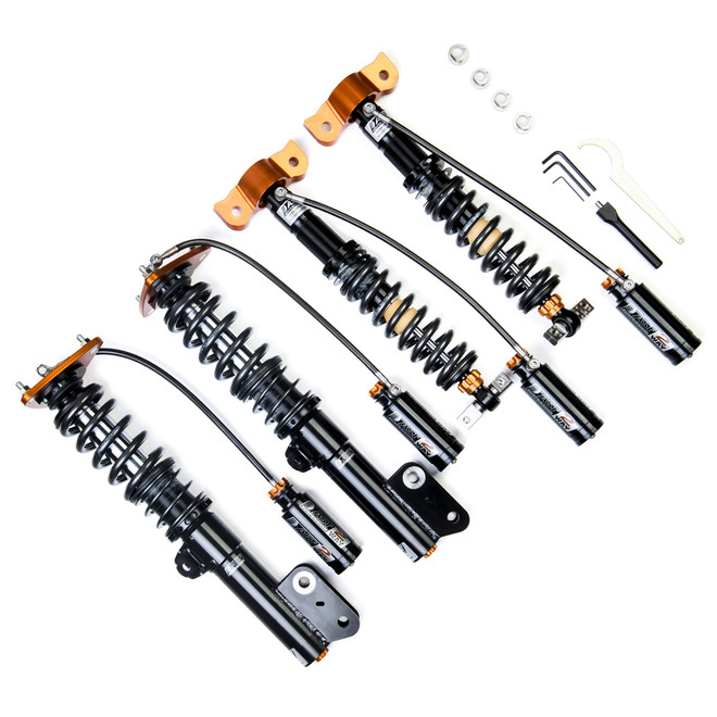 AST 5200 Series 2-way Adjustable Coilovers - 2015+ S550 Ford Mustang