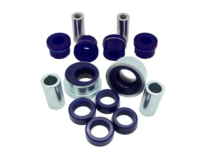 SuperPro Front Lower Control Arm Bushing - Inner Front and Rear Position - Double Offset - 2013+ Scion FRS / Subaru BRZ