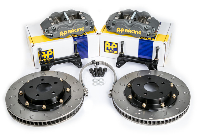 Essex Designed AP Racing Competition Brake Kit - Lancer Evo VII-IX - Front