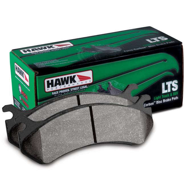 Hawk Light Truck SUV Front Brake Pads For 98-07 Toyota Landcruiser/ Lexus LX470