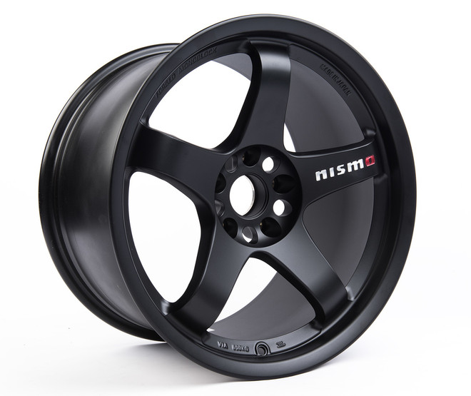 NISMO LMGT4 - 18x9.5+12 / 18x10.5 +15 Omori Factory Spec Staggered SOLD