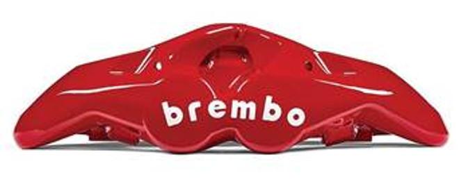 2015-2018 Subaru WRX Brembo B-M4 Big Brake Kit