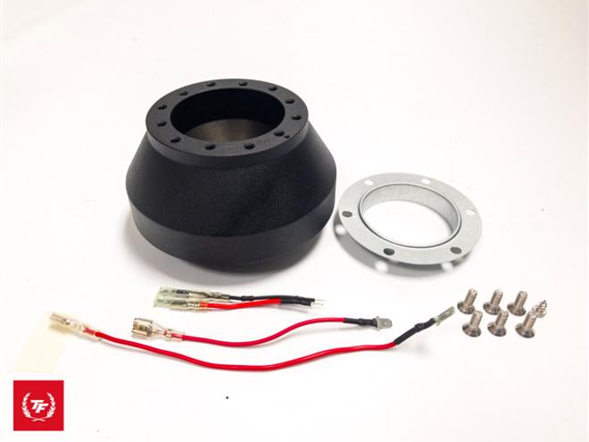 Nardi Steering Wheel Hub Boss Adapter Kit BMW E46 - 4350.98.0607