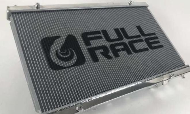2017+ Honda Civic Type R FullRace Radiator Upgrade