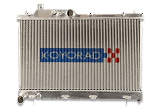 Koyo Aluminum Racing Radiator 2015+wrx/sti