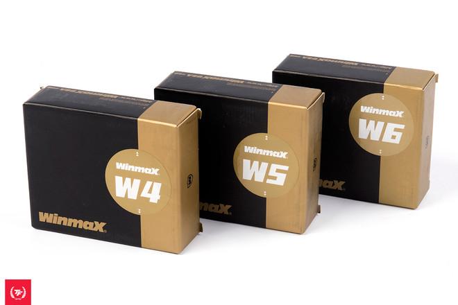 Winmax Rear Brake Pads for 2007-2013 BMW E90 E92 M3