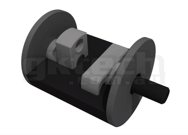 GKTECH - CA18/SR20/KA24 POLYURETHANE ENGINE MOUNTS (PAIR)