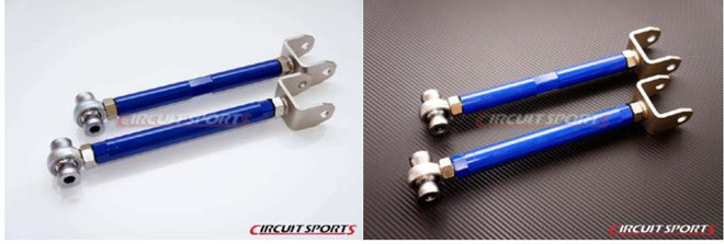Circuit Sports Adjustable Rear Lower Lateral Links: 2015+ Mazda Miata MX-5 (ND)