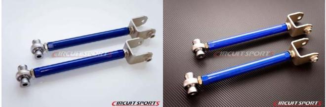 Circuit Sports Adjustable Rear Lower Trailng Arms: 2015+ Mazda Miata MX-5 (ND)