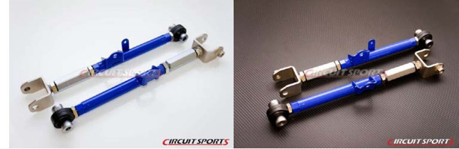 Circuit Sports Adjustable Rear Toe Control Arms: 2015+ Mazda MX-5 (ND)