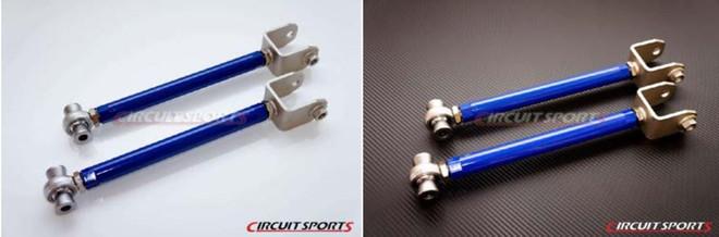 Circuit Sports Adjustable Rear Upper Leading Arms: 2015+ Mazda Miata MX-5 (ND)