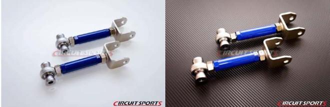 Circuit Sports Adjustable Rear Upper Lateral Links: 2015+ Mazda Miata MX-5 (ND)