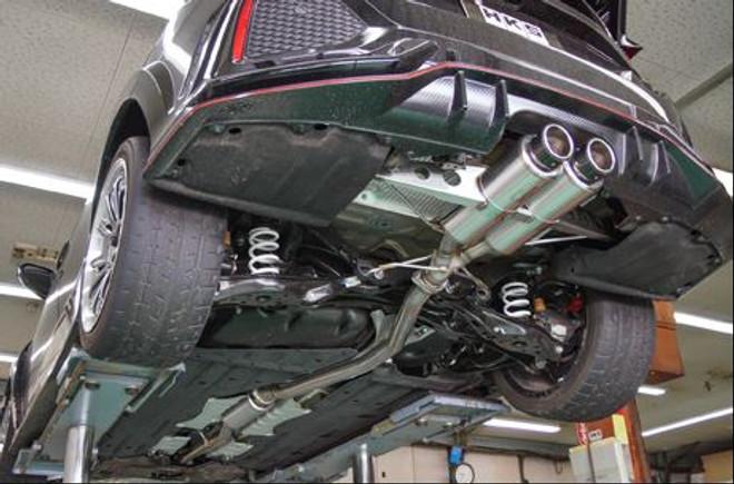 HKS Hi-POWER Spec L Catback Honda Civic Type R