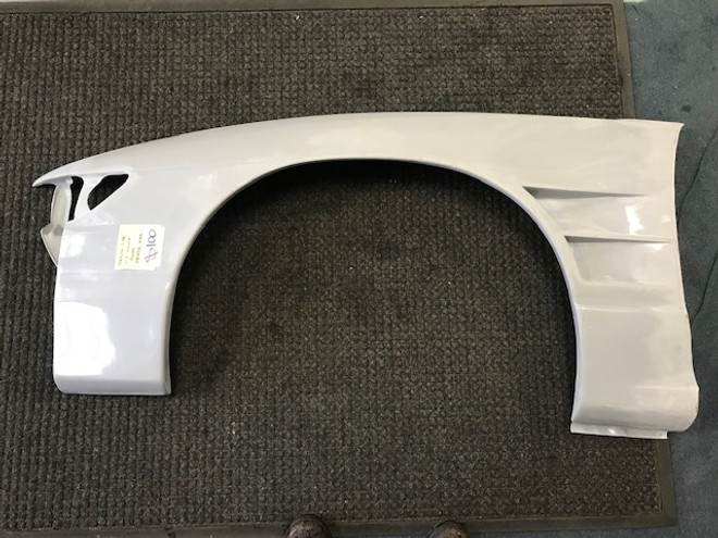 Origin-Lab S13 Silvia 20mm Front Fender - Driver Side only