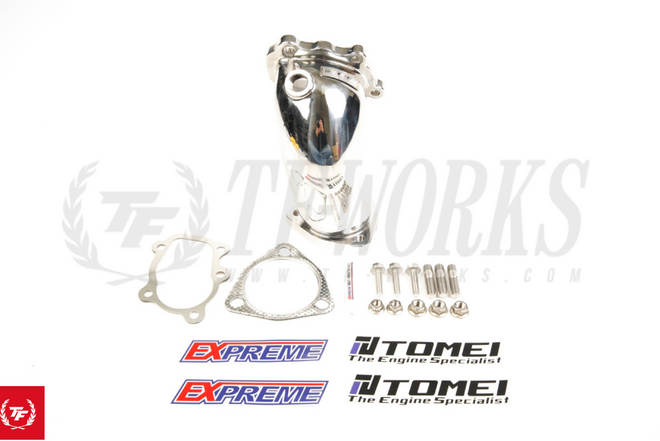 Tomei - Expreme Turbine O2 Housing Outlet Pipe - S13/S14 SR20DET