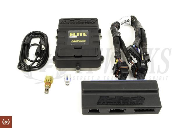 Haltech Elite 1000 ECU with S13 SR20DET Plug and Play PNP Adapter Harness