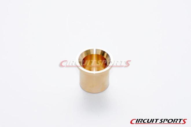 Circuit Sports - Brass Shifter Collar Bushing V2: Mazda Miata NB 6sp
