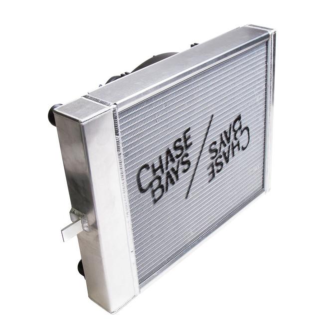 Chase Bays - Tucked Aluminum Radiator BMW E30 / E36 / E46