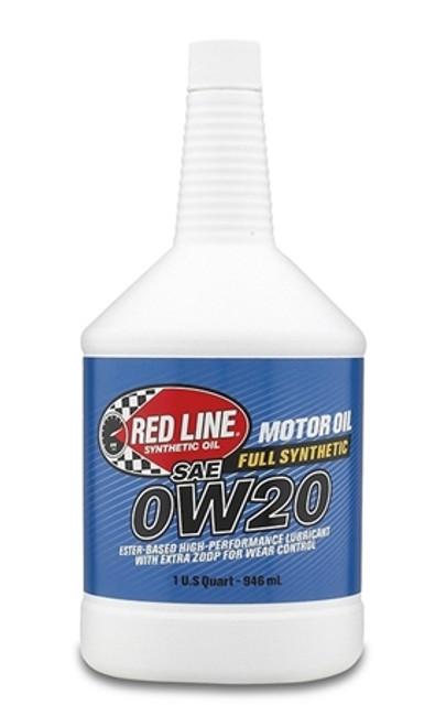 Redline 0W-20 Civic Type R Oil Change Package