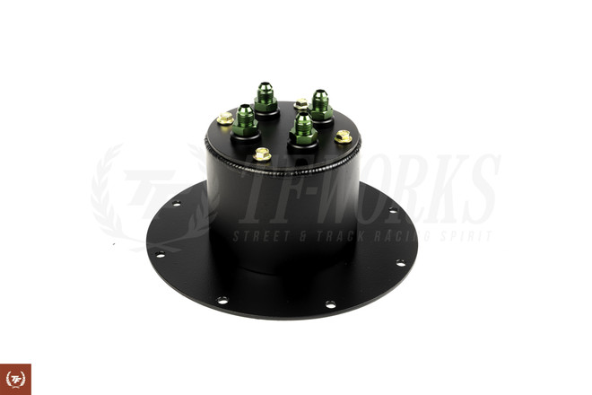 Leask-Spec Fuel Tank Top Cap Riser for Nissan Skyline R32 GTR