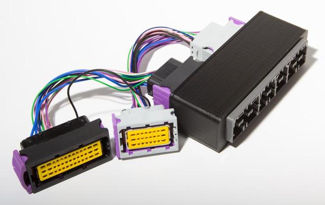 ECUMaster JZZ30 1JZGTE PNP Adapter for EMU Black
