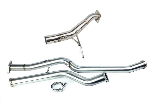 ISR Performance Race Exhaust - Mazda Miata ND 16+